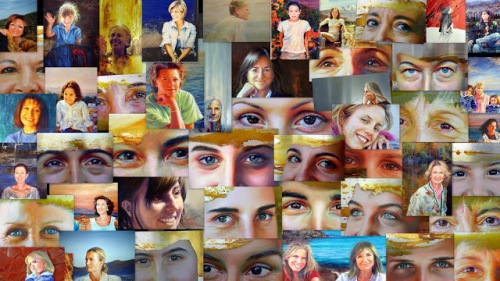 150 Collages mujeres 2