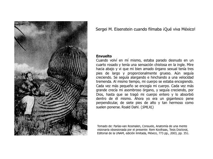 Qué viva México! de Sergei Eisenstein. | Taller PUAC