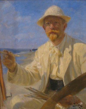 P_S_Krøyer_1897_-_Selvportræt