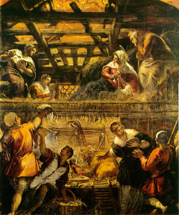 Tintoretto, Nativity.jpg