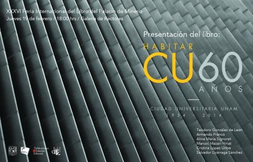 presentacion libro CU