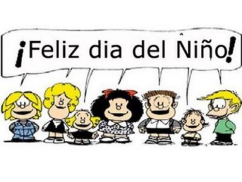 Día del niño Mafalda