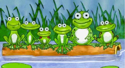0 CFvR Tribu de ranas