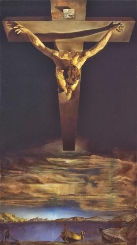 Resultado de imagen para la cruz de san juan dalí